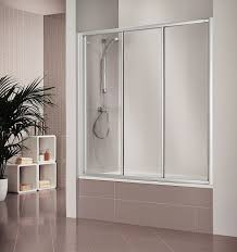 sliding shower screen over bath mobroi com