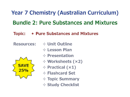 identifying pure substances and mixtures practical by