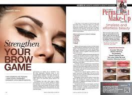 eyeliner tattoo five dock sydney permanent make up centre article and media centre