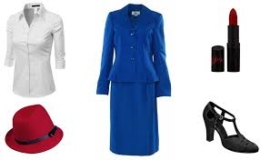 Fbi Agent Halloween Costume Strong Female Characters Classy Halloween Costumes Wear