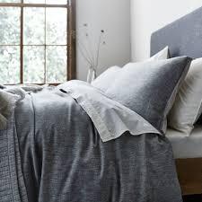 gray u0026 willow kalmar grey twill bed linen range house of fraser