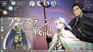 space themes for windows 8 1 anime skin and anime theme
