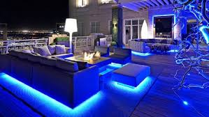 Patio Led Lights Outdoor And Patio Led Light Exles Weather Resistant Leds