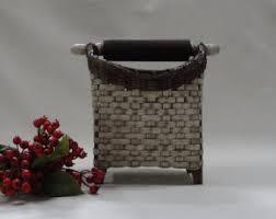 stair basket step basket stair step basket handwoven