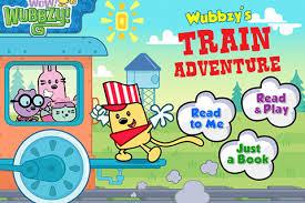cupcake digital releases u0027wow wow wubbzy u0027 storybook app