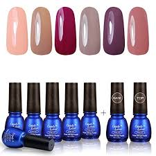 nail supplies color gel amazon com