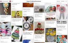 inspired by pinterest paper rosette projects