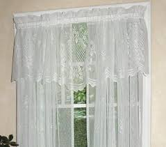 Lace Curtain Cameo Lace Curtain Panel Curtain Bath Outlet