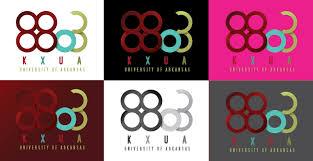 kxua new logo color schemes kxua 88 3fm