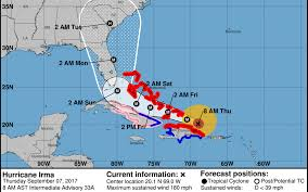 Electoral College Maps 2016 Projections Amp Predictions by What Is Hurricane Irma U0027s Latest Track Miami Herald