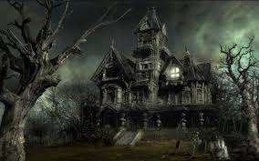 my life as a haunted house