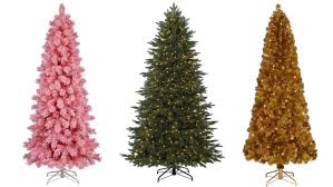 christmas decorations artificial christmas trees that are on sale