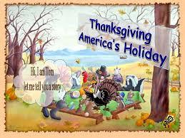 thanksgiving america s ppt