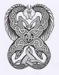 evolution of a design u2014 celtic seahorses karen gillmore art