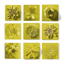 Wall Tiles by Flower Wall Tile Set Stray Dog Designs