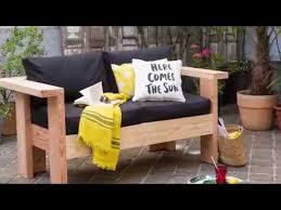 sofa selbst bauen sitzbank sofa selber bauen gartenbank basteln