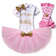 aliexpress com buy baby first christmas dresses for girls 1 year