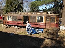 weyauwega trolley finds a new home in michigan wluk