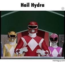Hail Hydra Meme - hail hydra meme guy