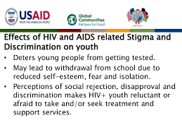 Challenge Hiv Stigma Of As A Challenge In The Fight Against Hiv