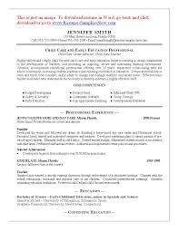 resume objective for preschool teacher child care resume sample free resume example and writing download residential child care worker sample resume marketing associate sample resume