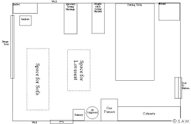 workshop layout planning tools creating a homebased upholstery shop upholstery resource