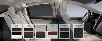 Tesla Carbon Fiber Interior Tesla Eliminates Leather Seating Options On Model S And Model X
