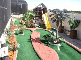 Small Backyard Design Small Backyard Design Idea For Kids Landscaping Gardening Ideas
