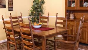 Shaker Dining Room Furniture Classic Shaker Dining Room