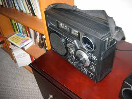 herculodge first look the panasonic rf 2600 am fm sw radio
