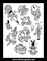 new school tattoo drawings black and white black and white old school tattoos