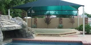 Canopy For Backyard by Backyard Shade Shade N Net