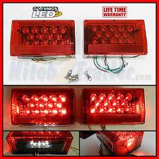 led tail lights for a trailer led trailer lights ebay