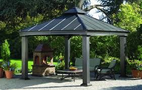 Patio Gazebo Ideas 12x12 Patio Gazebo Review Sunjoy 12 X 12 Gazebo Best Hardtop