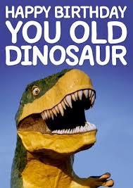 dinosaur birthday happy birthday you dinosaur birthday card 2 50 a great