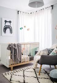 chambre pour bebe 1001 idées chambre bébé scandinave le blanc de l innocence