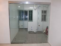 kitchen glass door home design ideas