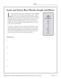 greek roots worksheet free worksheets library download and print