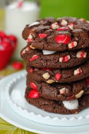 chocolate peppermint m u0026m cookies life made simple