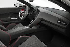volkswagen concept interior volkswagen design vision gti concept 12 vw tuning mag