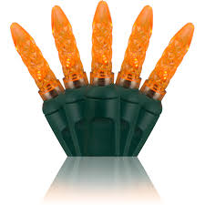 Orange Led Halloween Lights by Halloween Lights Popular Halloween Flame Light Buy Cheap