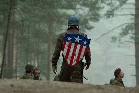 captain america avenger images