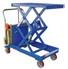 lift carts mobile lift tables hydraulic lift table carts