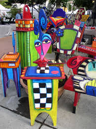 painted chairs images kids painted furniture for charming room ideas http