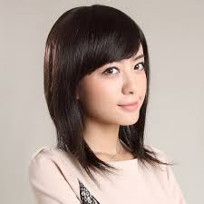 layered medium length hairstyles with bangs prime leading style layers asian haircuts fade haircut