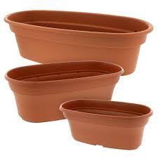plastic pots u0026 plastic planters at low prices greenhouse megastore