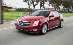 cadillac 2011 cts coupe 2011 cadillac cts reviews and rating motor trend