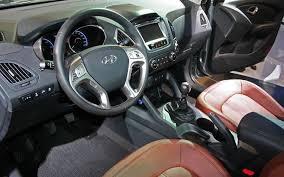 2011 hyundai tucson interior 2010 hyundai tucson 2009 los angeles auto motor trend