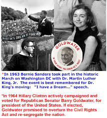 Mlk Memes - fact in 1963 bernie sanders marched with mlk jr on washington