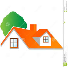 house with tree logo vector royalty free stock photo image 28002755